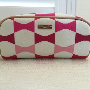 Kate Spade Cosmetic Bag New York Japan Exclusive